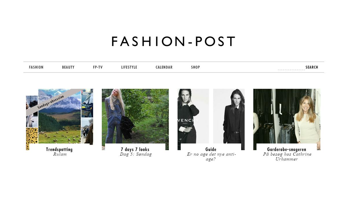 Fashion-post.dk